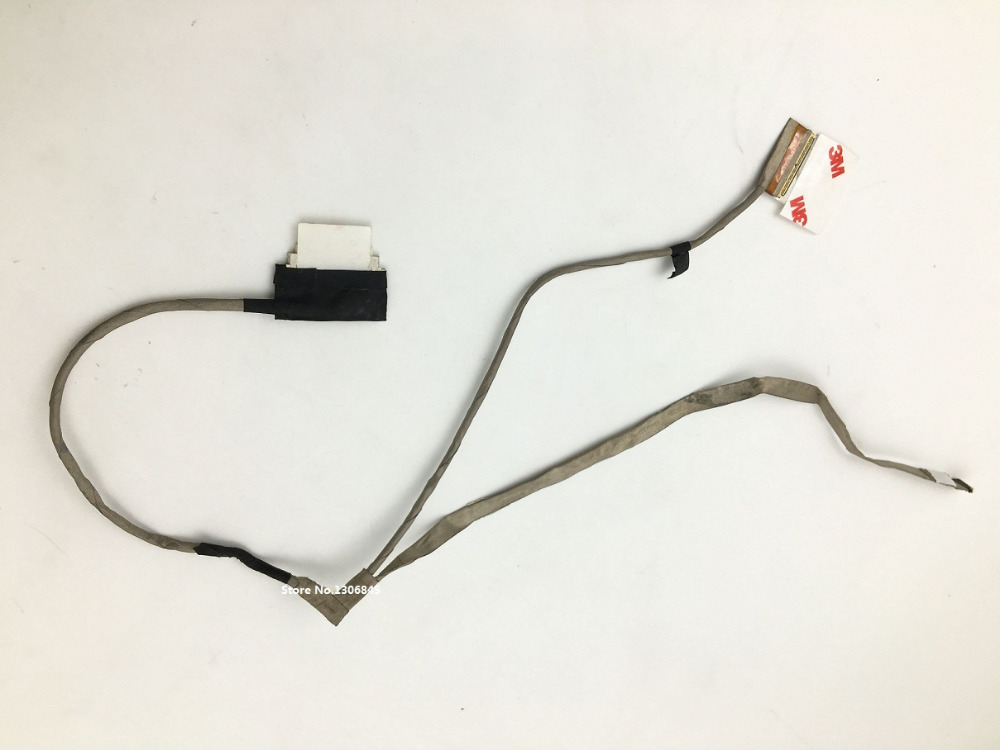 все цены на  WZSM Wholesale New LCD Flex Video Cable for DELL INSPIRON 15 3521 3537 5535 5537 laptop cable P/N TC8Y3 0TC8Y3 dc02001si00  онлайн