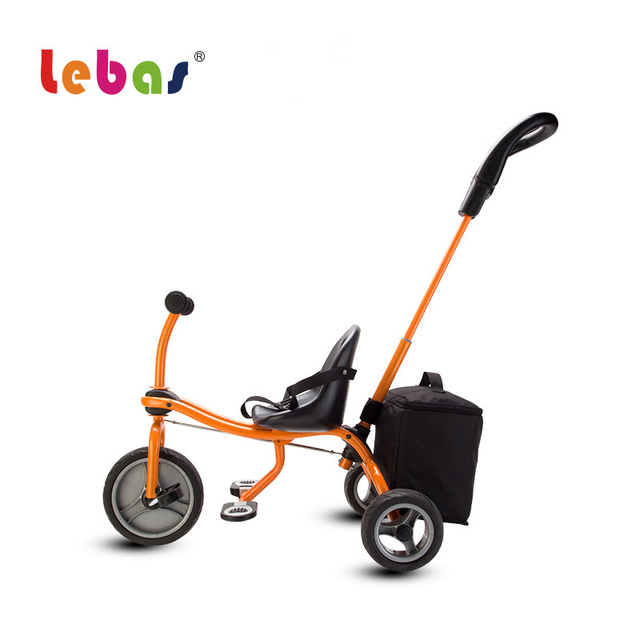 Children Tricycle Kid's Bicycle for 2-6 Years Baby Ride on Stroller Outdoor Bike