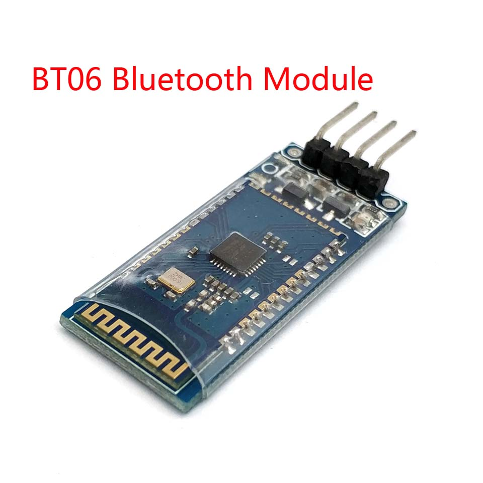 BT-06 RF Wireless Bluetooth Transceiver Slave Module RS232 / TTL To UART Converter And Adapter For HC-06 BT06 Bluetooth Module