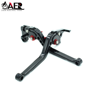 Image 2 - JEAR Motorcycle Adjustable CNC Brake Clutch Levers for Aprilia TUONO TUONOR 2003 2010 CAPANORD 1200 /Rally 2014 2017
