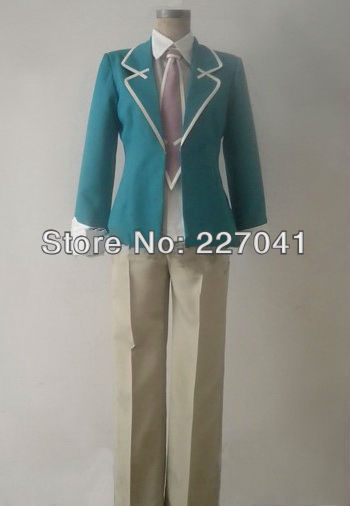 Star Driver Kagayaki no Takuto Boy's Uniform Halloween Cosplay Costume A0192
