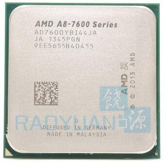 AMD A8-Series A8-7600 A8 7600 3.1GHz Quad-Core  CPU Processor  AD7600YBI44JA Socket FM2+