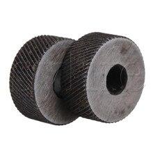 2 шт 0,8 мм Шаг грубая Диагональ 19 мм OD накатки колеса роликовый инструмент сталь