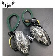 led stop light faro posteriore moto for suzuki gladius yamaha xt 660 nmax fz6r motorcycle turn signal light motocicleta chopper
