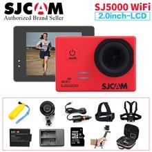 Original SJCAM SJ5000 WiFi Novatek96655 14MP Diving 30M Waterproof Mini Sports Action Camera Sj 5000 Wifi better go pro Cam DVR