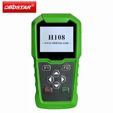 OBDSTAR H108 PSA программист все Утерянные ключи Программирование/для чтения pin-кода/кластера Калибровка для peugeot/Citroen/DS с Can& K-line