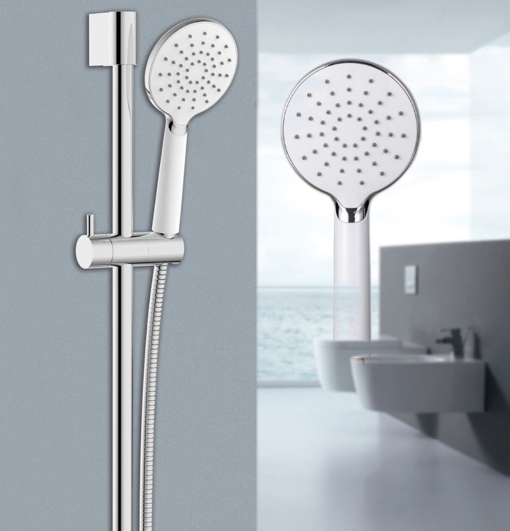 Bestter White Color Shower Head Bathroom Accessories Shower Zozzle ...