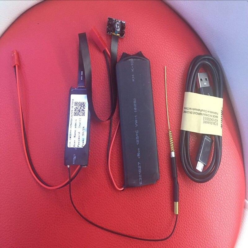 bilder für Nacht vision1080P HD Mini P2P Wifi Camcorder Support Telefon-ansicht Funkmodul Ultra-kleine Kameras