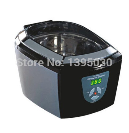 все цены на 1pcs 220 ~ 240V Timer Jewelry Dental Watch DVD VCD 5 Cycles Codyson CD-7810A Ultrasonic Cleaner онлайн