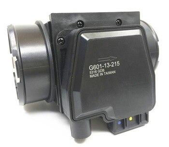 1 adet Tayvan Marka Yeni Kütle Hava Akış Sensörleri G601-13-215 E5T50371 Hava Debimetre Mazda için Uygun Mitsubishi Arabalar