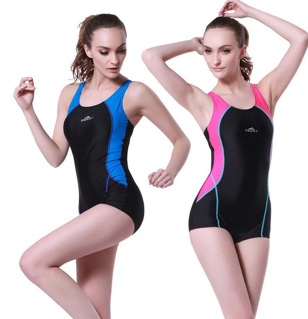 SBART Women One Piece Swimsuit Snorkel Scuba Diving Suit boating drifting surf Swimming suit Competition Training Bodysuit