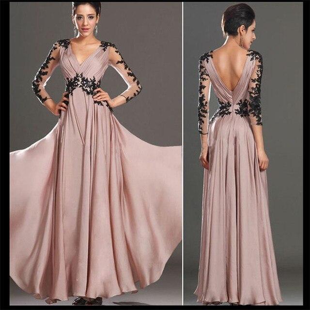 2309775329 Kobiety Sexy Koronki Sukienki Letnie Moda Długie Suknie Szyfonowa Formalna  Strona Balu Togi Druhna Długa Sukienka