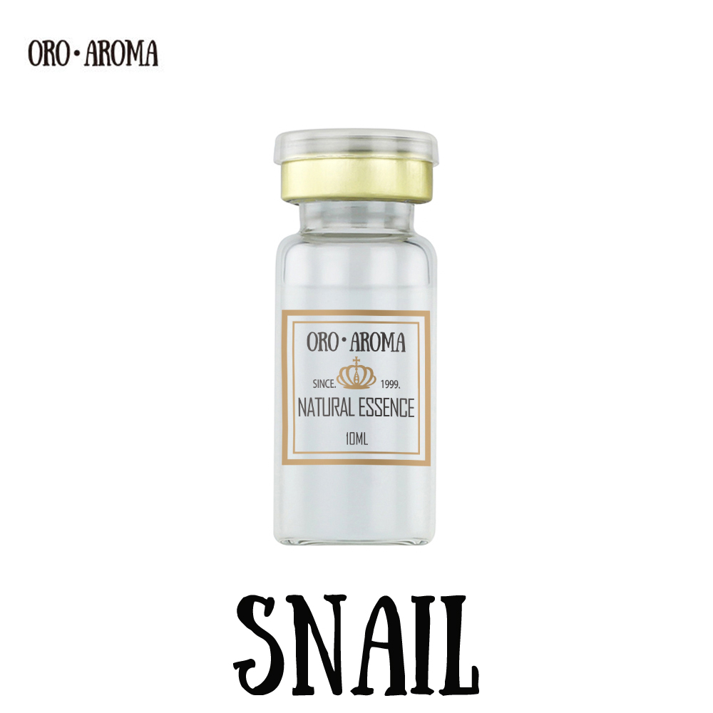 Famous Brand Oroaroma Snail Serum Extrace Essencel Face Snail Extract Serum Ampoules Anti-acne Rejuvenation Serum Beauty Makeup