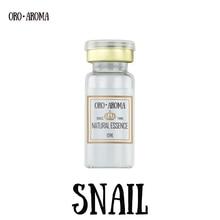 Hot Famous brand Snail white cream to face 100% Snail extract  serum ampoules anti-acne Rejuvenation Serum beauty makeup 10ml*2