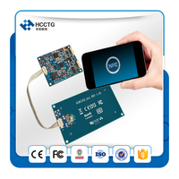 13.56 Mhz Iso18092 ISO 14443 Contactless Smart NFC Kiosk Card Reader With Detachable Antenna Board ACM1252U Y3