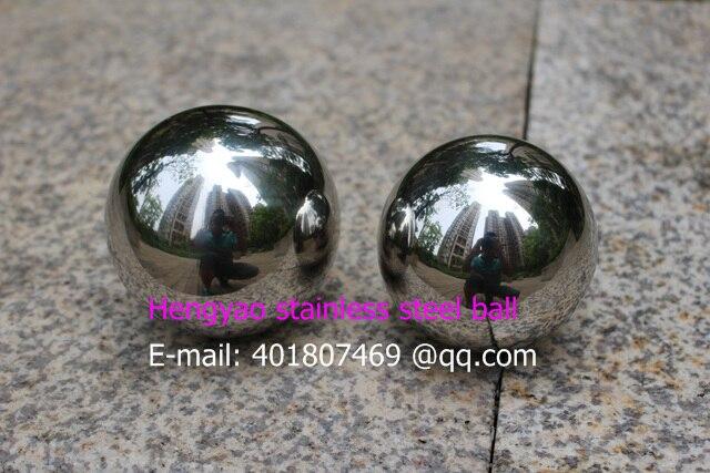 100 mm átmérőjű 304 Rozsdamentes acél golyó, üreges golyó, díszítő labda, lógó díszítés