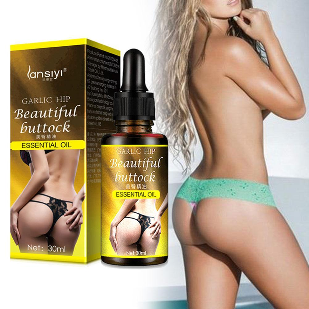 30ML Women Hip Tighting Enhance Essential Oil Massage Body Skin Care Oil Natural Buttocks Abundant Beauty Product ZBY3682A