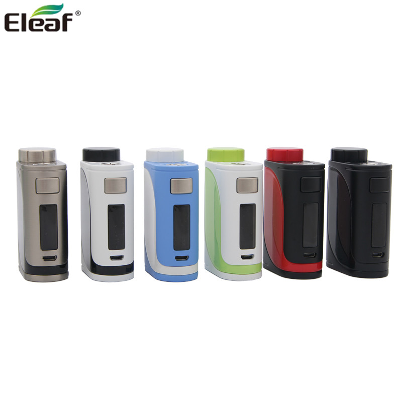 100% Original Eleaf iStick Pico 25 VW 85W OLED Screen Box Mod Powered by Single 18650 Battery Support RTA RBA RDTA Tank original eleaf istick pico 25 mod 85w pico mod 25mm diameter electronic cigarette vape mod match eleaf melo 3 tank tc box mod