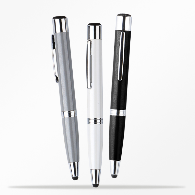 TERCEL phone Multi Function Pen Creative Pen With USB Charge Screen Wiper Write Creative Pen Phone multi function charge write multi function green
