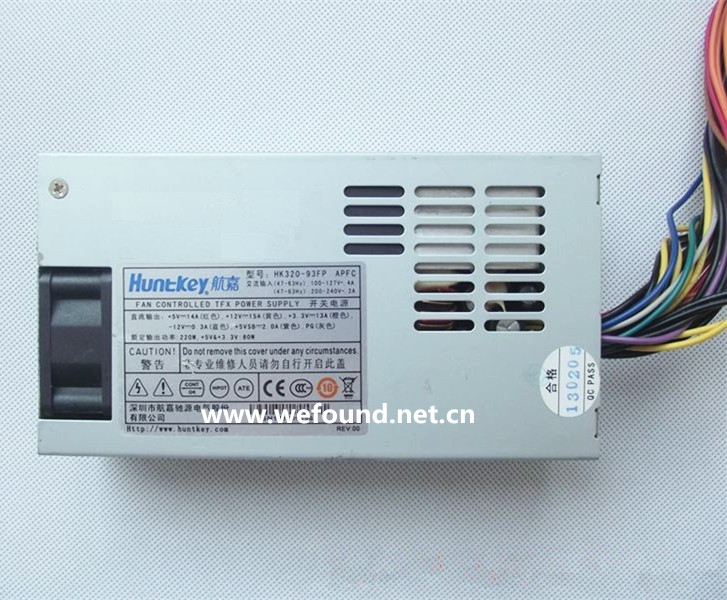100% working power supply For HK320-93FP 220W Fully tested. 100% working power supply for aa23300 1850 jd090 550w fully tested