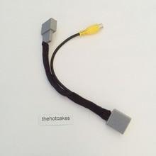 Thehotcakes Автомобильная камера заднего вида RCA адаптер провод для Honda Civic 2011~ переключатель RCA конвертер-соединитель кабель
