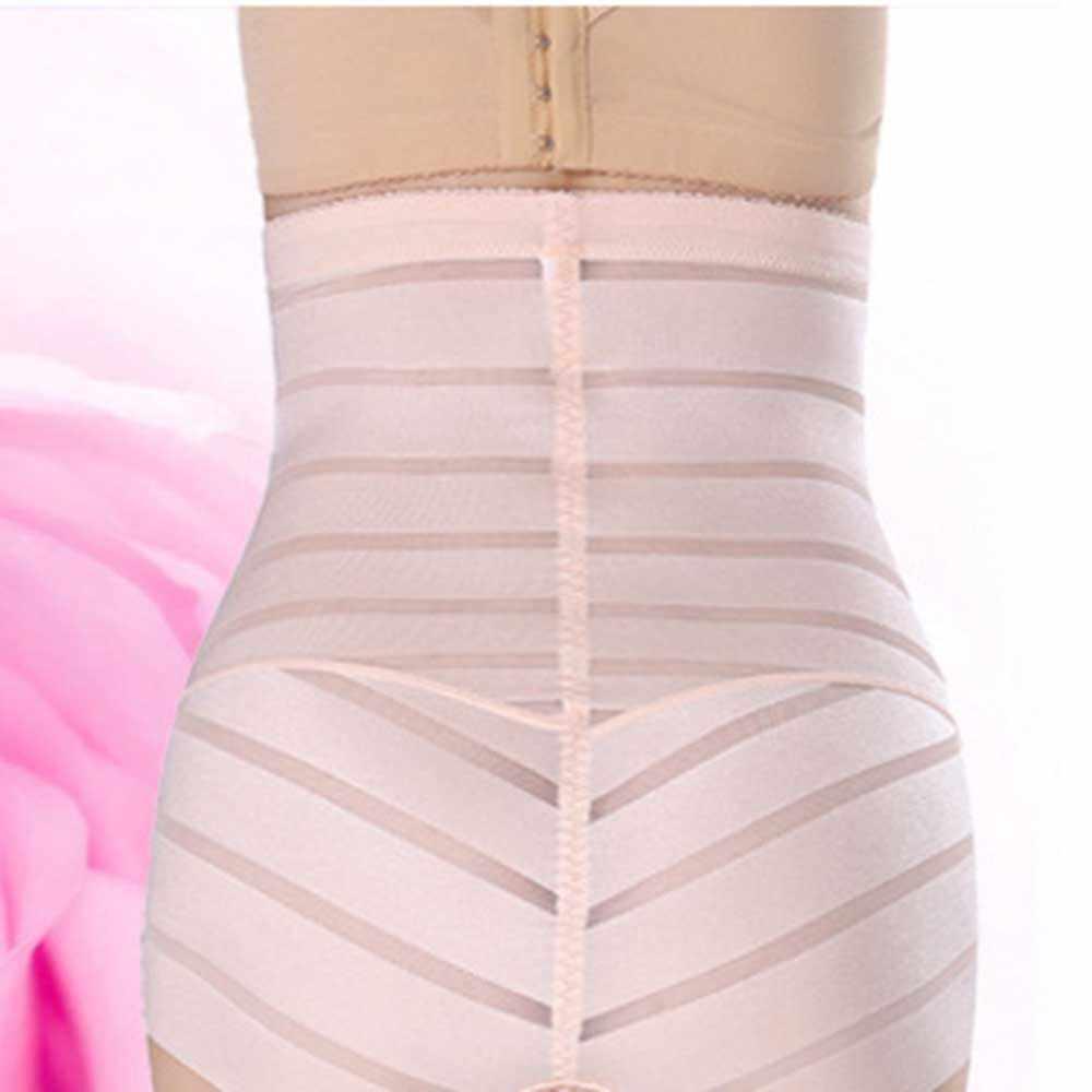 Для беременных одежда послеродовой корректирующие брюки пикантные корректирующий комплект Для женщин скульптор тела для похудения Высокая Талия Краткое Нижнее белье Cincher