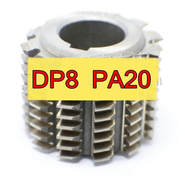 DP8 PA20 degrees 70 60 27mm HSS Gear hob Gear cutting tools Free shipping