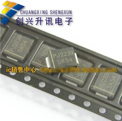 20pcs SS54 SK54 1N5824 5A 40V SMA DO-214AC IN5824 Diode