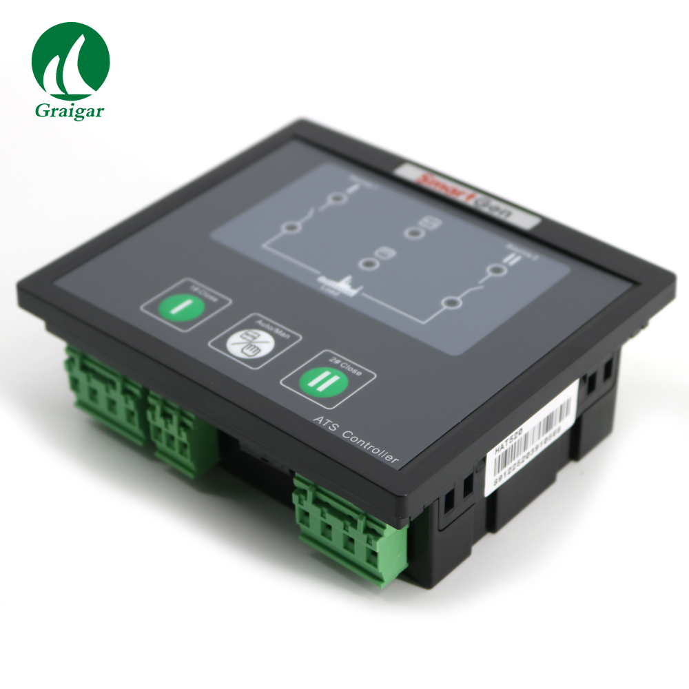 все цены на SmartGen HAT520 ATS Controller within the HAT520 ATS controller allows for precision voltage онлайн