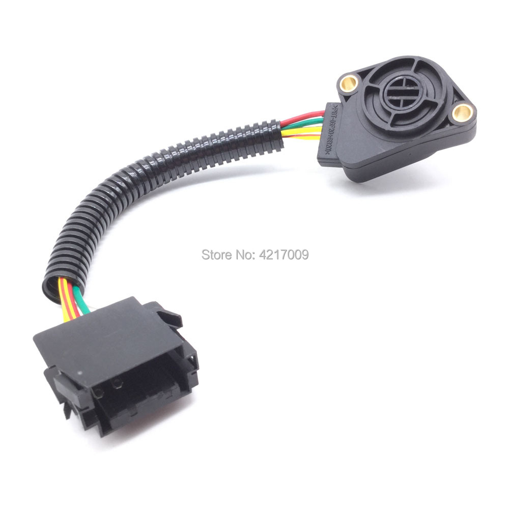 Automobiles & Motorcycles Humble 5 Wires Throttle Position Sensor For Volvo Truck 20504685 3171530 1063332 Professional Design Throttle Position Sensor
