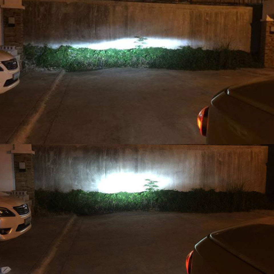 CN360 2PCS 8000LM Για τσιπ ZES Συγκρότημα - Φώτα αυτοκινήτων - Φωτογραφία 6