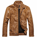 new winter jacket Men motorcycle men's leather coats outerwear male leather jacket men jacket and coat brand clothing