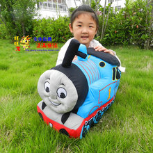 stuffed 45x45 cm Thomas train plush toy doll great gift w551