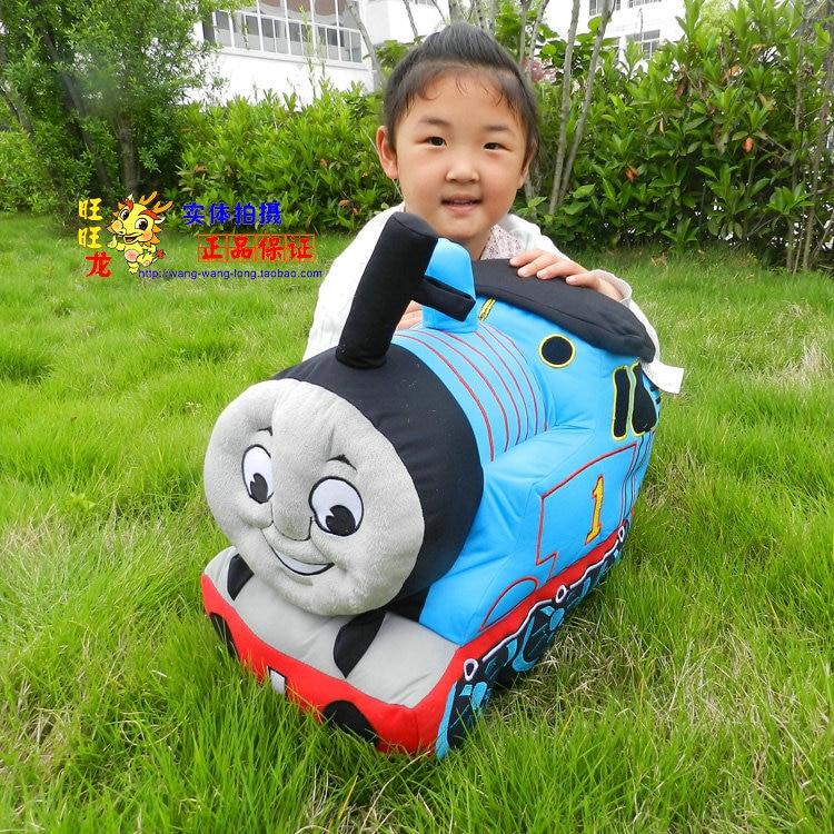 stuffed 45x45 cm Thomas train plush toy doll great gift w551