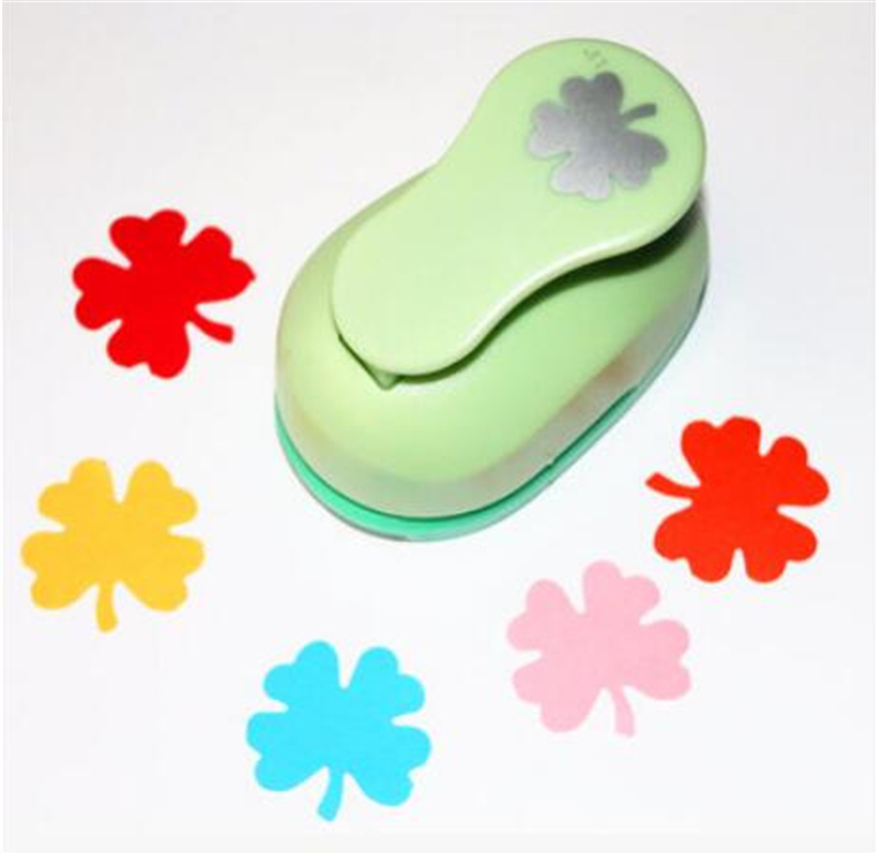 38mm Four Leaf Flower paper punch cutter scrapbook Embossing device craft tool diy hole punches cortador de paper puncher 3 leaf craft punch paper puncher cutter paper shapes embossing furador scrapbook scrapbooking punches
