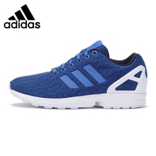 Original New Arrival Adidas Originals ZX FLUX Classics Men's Skateboarding Shoes Sneakers(China)