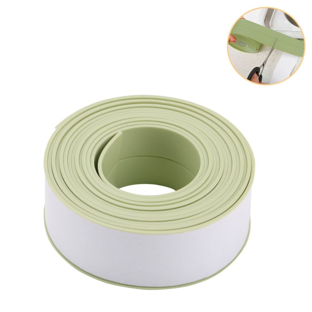 Bathroom Anti mildew Tapes Kitchen Sealing Strip Self Adhesives Sink ...