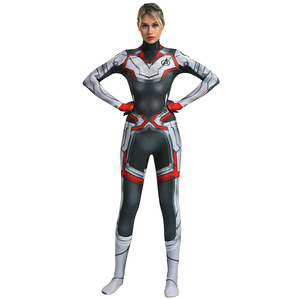Femmes Avengers Endgame royaume quantique impression 3D Costume de Cosplay Costume adulte femme Halloween Kigurumi super-héros partie Cosplay robe