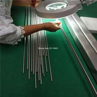 Titanium bar/que GR2 ASTM B348 dia 8 mét; Chiều Dài: 1000 mét, 10 CÁI bán buôn, MIỄN PHÍ VẬN CHUYỂN