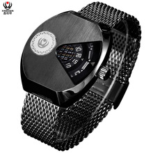 купить Army Military Sport Waterproof Quartz Wrist Watch Fashion Stainless Steel Men Relogio Masculino Casual Male Clock Wristwatch онлайн