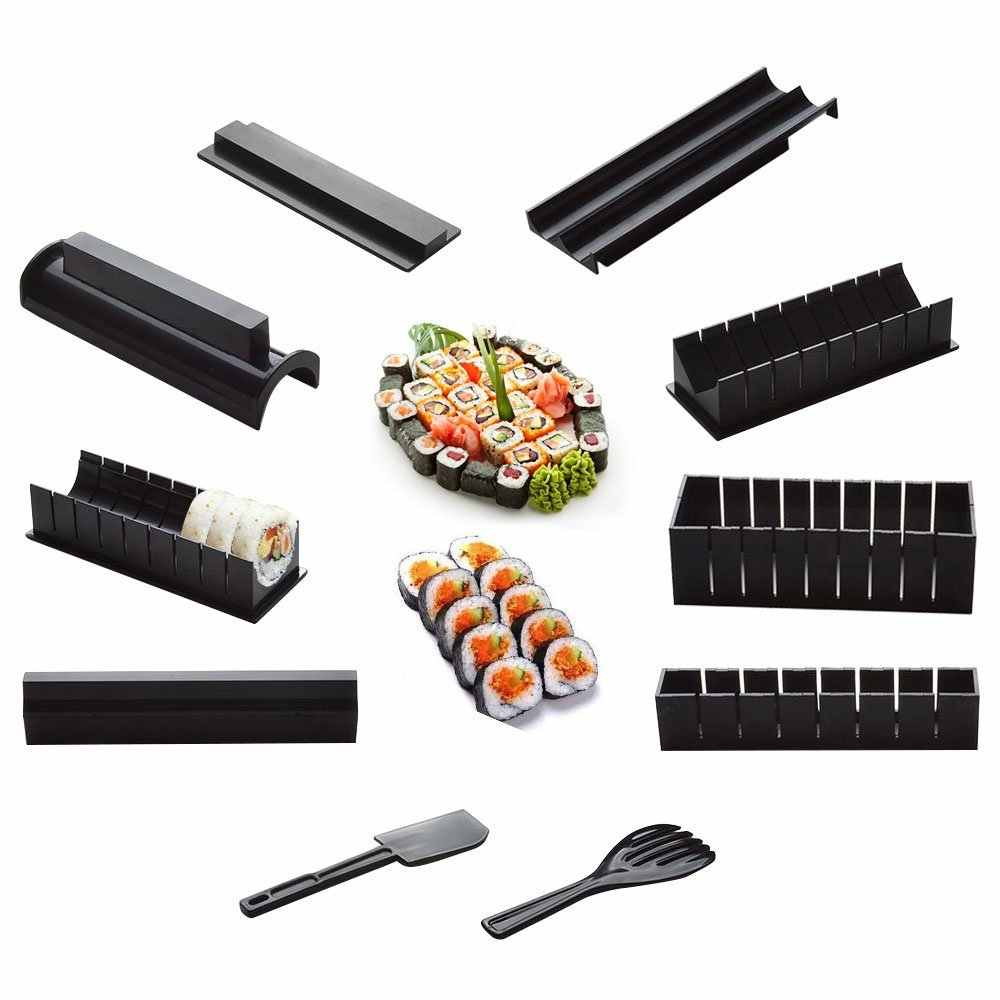 Detail Feedback Questions about Sushi Roll Maker Magic Rice Roller