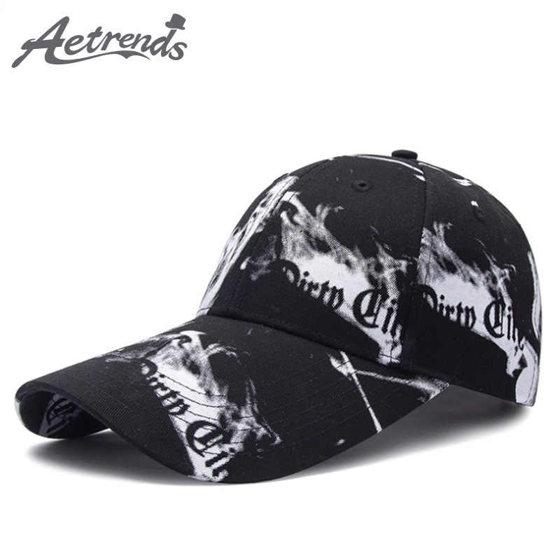 AETRENDS  2018 Cap Luxury Brand Street Race Baseball Cap Men Long Visor  Snapback Caps 06c07dcfa2a1f