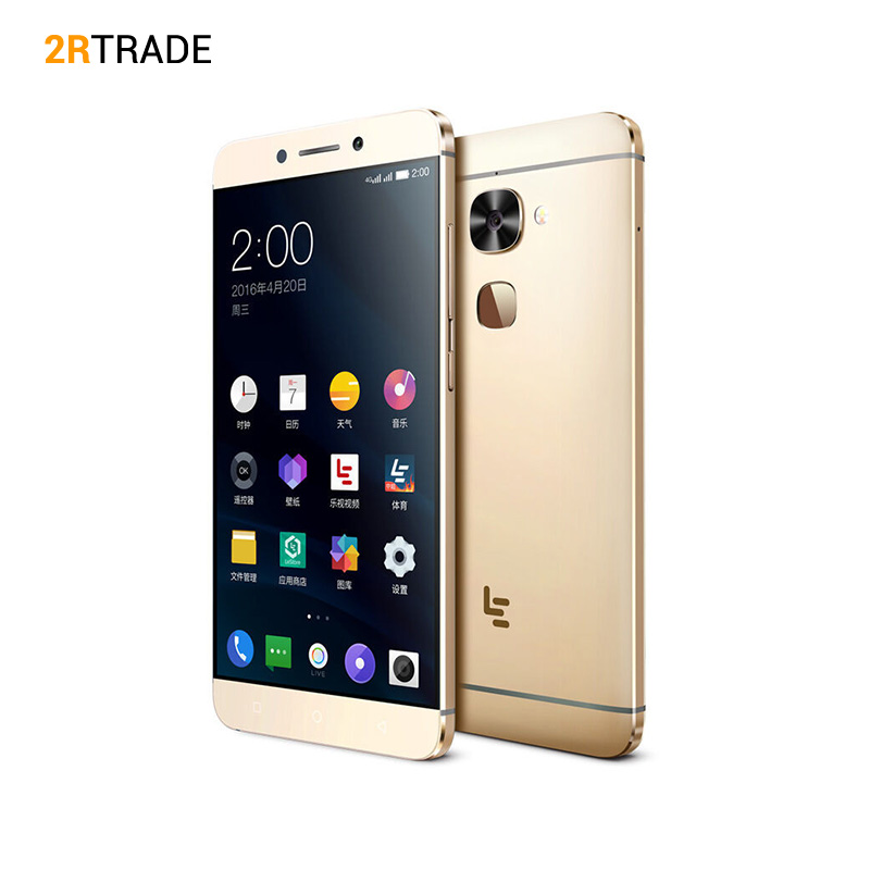 Original Letv LeEco Le S3 X626 4G LTE  5.5 4GB RAM 32GB ROM 16.0MP Fingerprint Core Mobile Phone