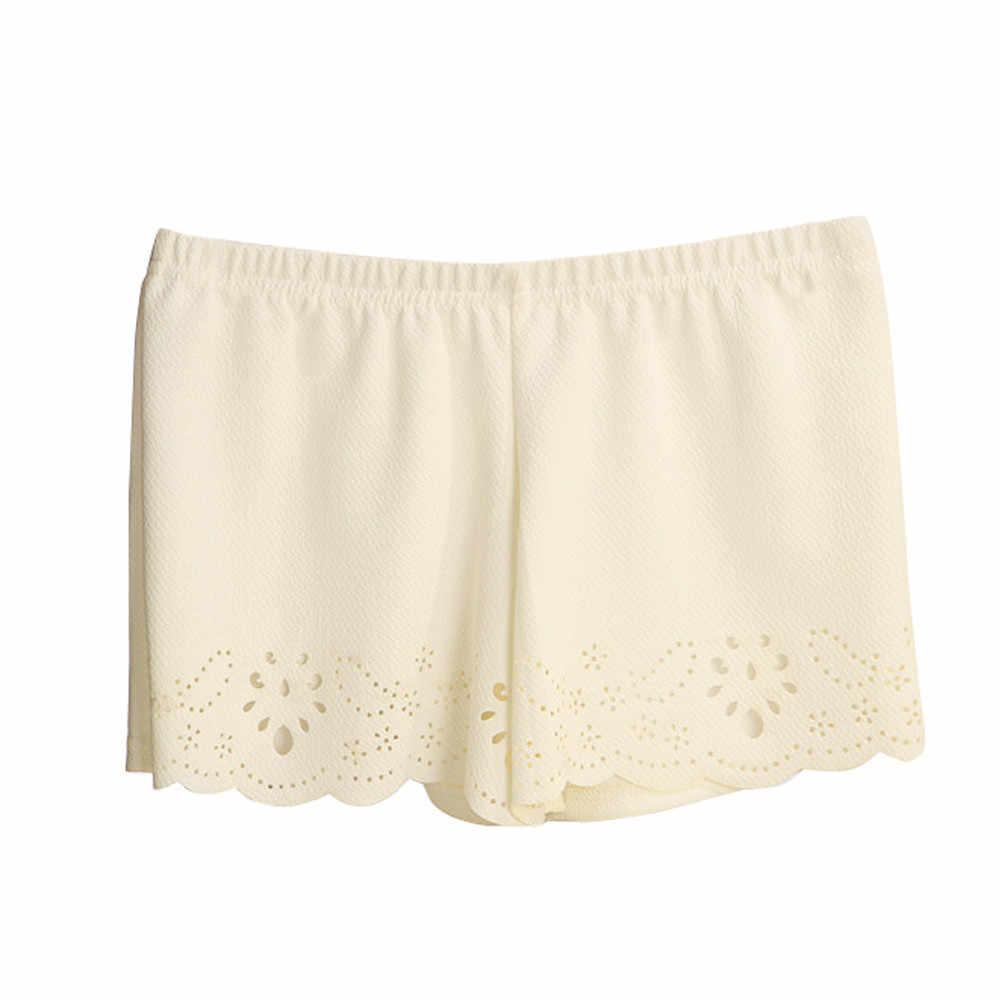 Kobiety panie w połowie talii szorty spodnie na co dzień luźne spodenki koreański styl kobiety pantalones corto mujer
