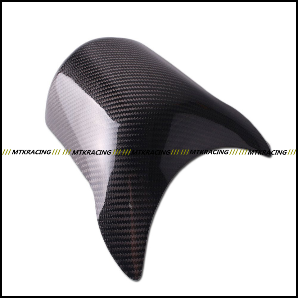 Free shipping Carbon Fiber Fuel Gas Tank Protector Pad Shield For DUCATI 1098 848 black color motorcycle accessories carbon fiber fuel gas tank protector pad shield rear carbon fiber for kawasaki z1000 03 06