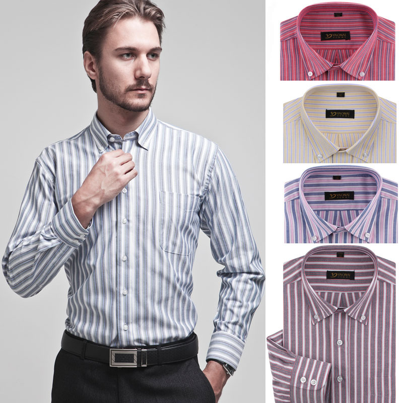 Aliexpress.com : Buy Mens clothing long sleeve casual plaid brand ...