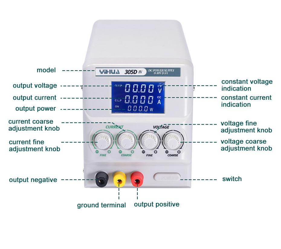 Laboratory Power Supply 4