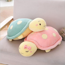 50cm Cute Couple Tortoise Doll Toys Short Plush Toy Stuffed Animal Soft Pillow Kids Children Birthday Gifts