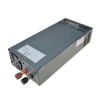 Светодиодный драйвер Вход 110vac к DC 1200 Вт 60 В (0 61 В) 20A регулируемый выход импульсный источник питания трансформатор для Светодиодные ленты све