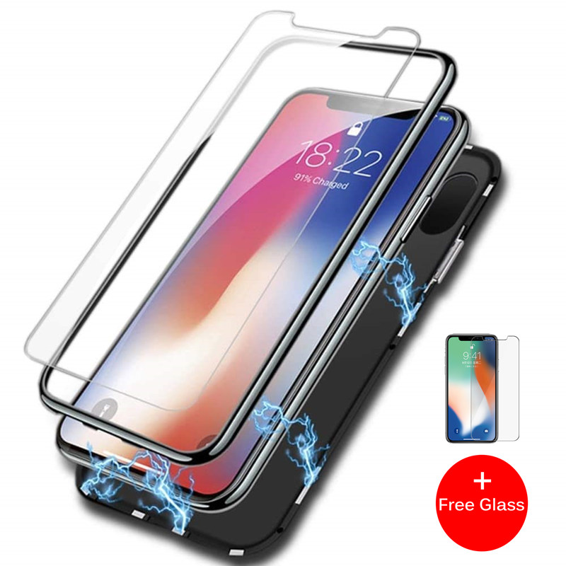 magnetic phone case iphone xs max